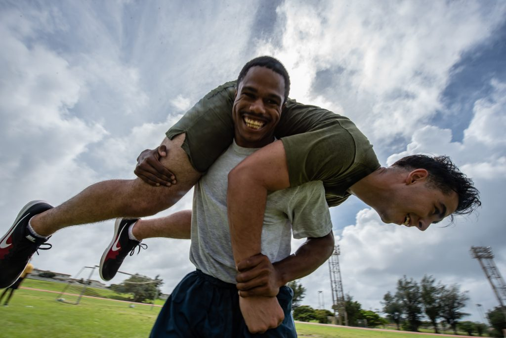What happens if an Airman becomes Injured During the ...